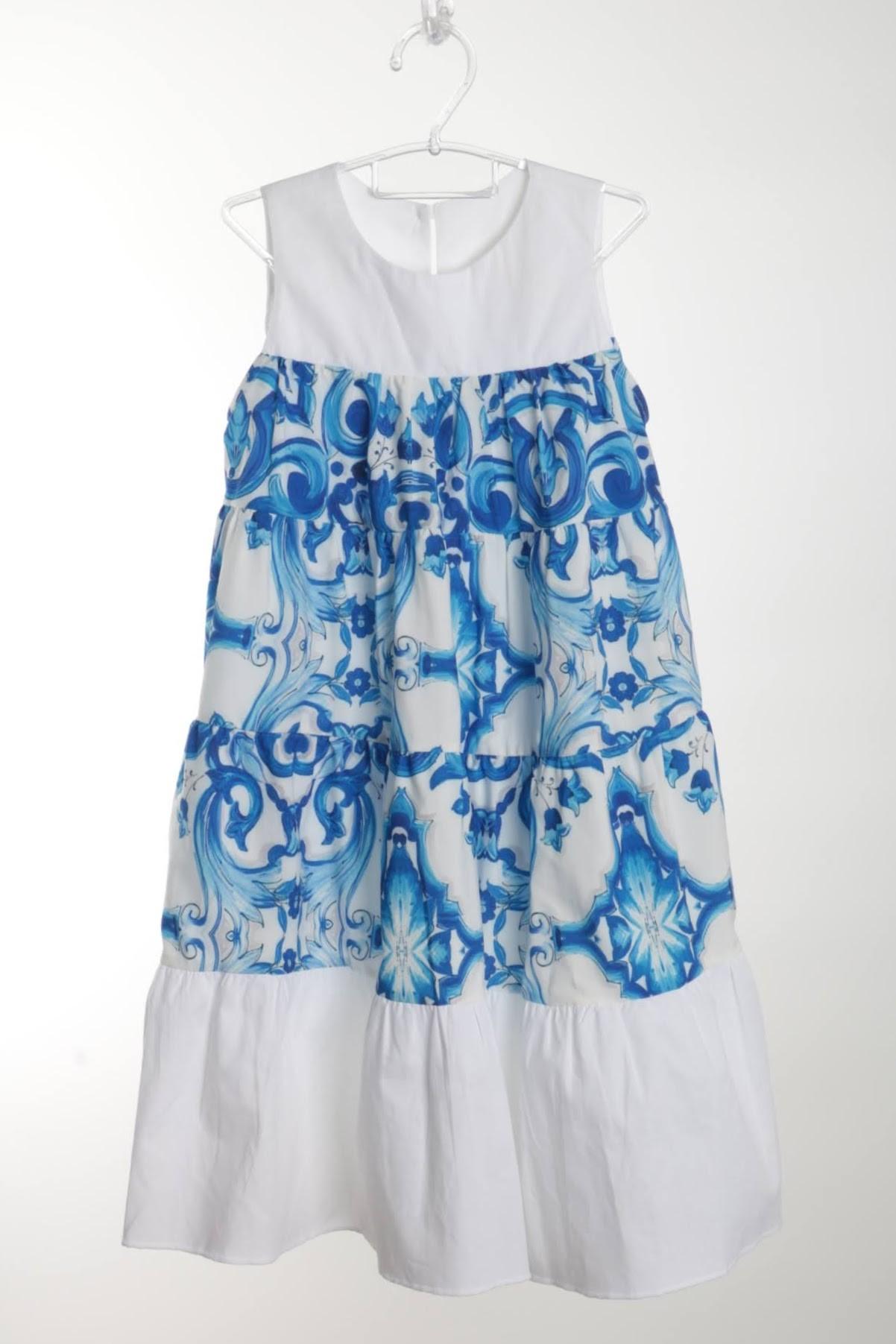 Vestido Longo - Pietra - 04 Anos