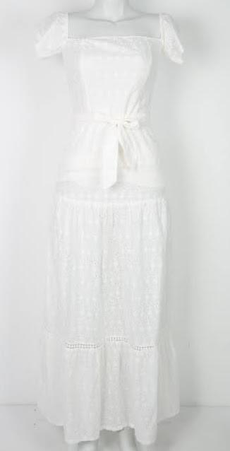 Vestido Longo - Pura Essência - P