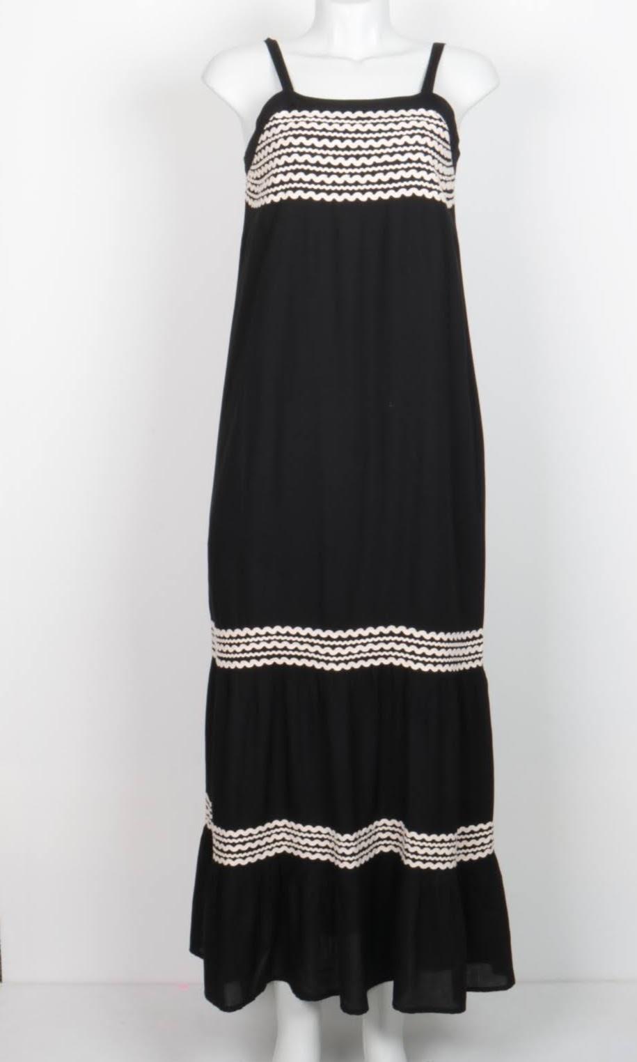 Vestido Longo - Shoulder - M