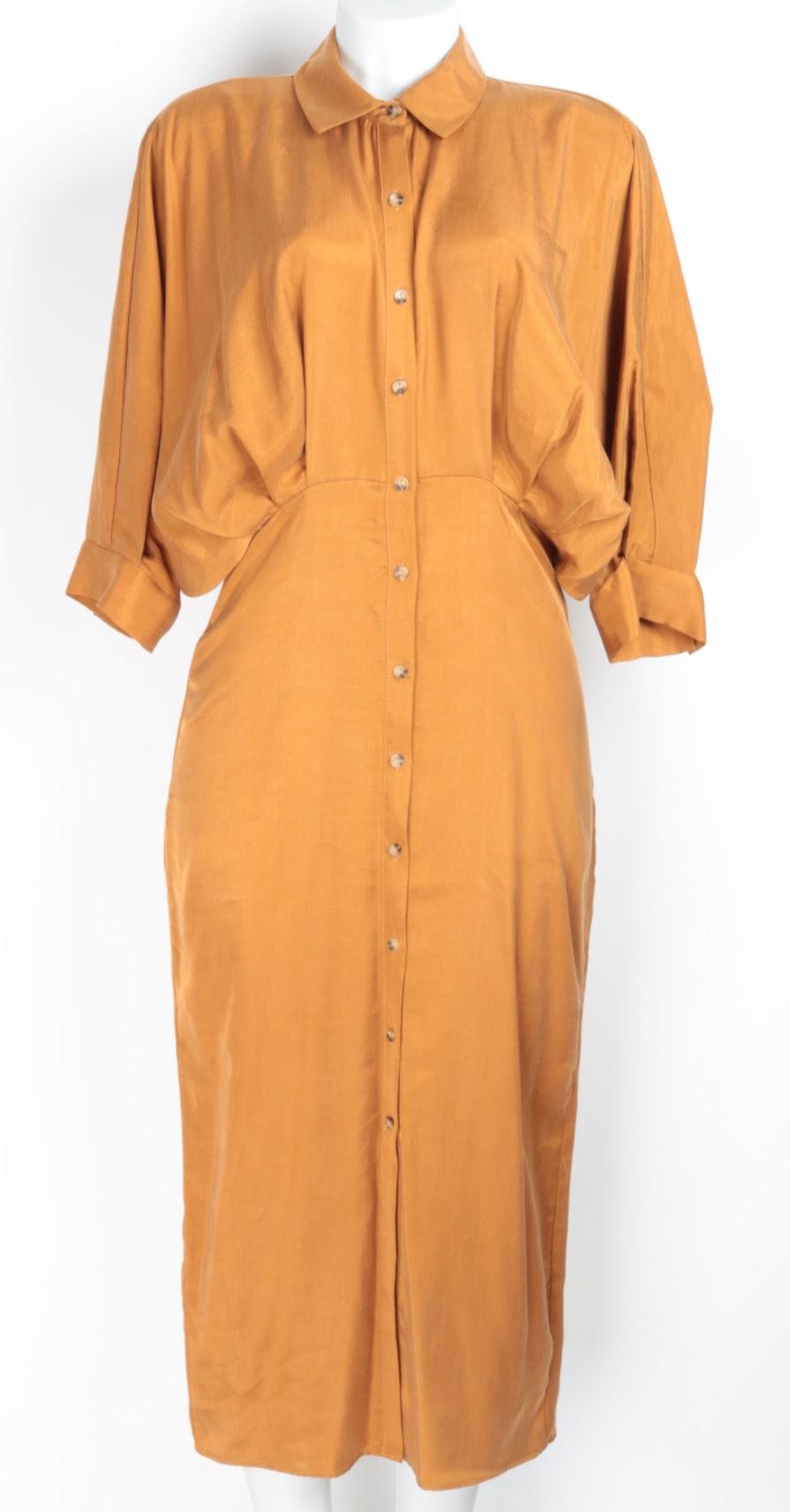 Vestido Longo - Zara - M