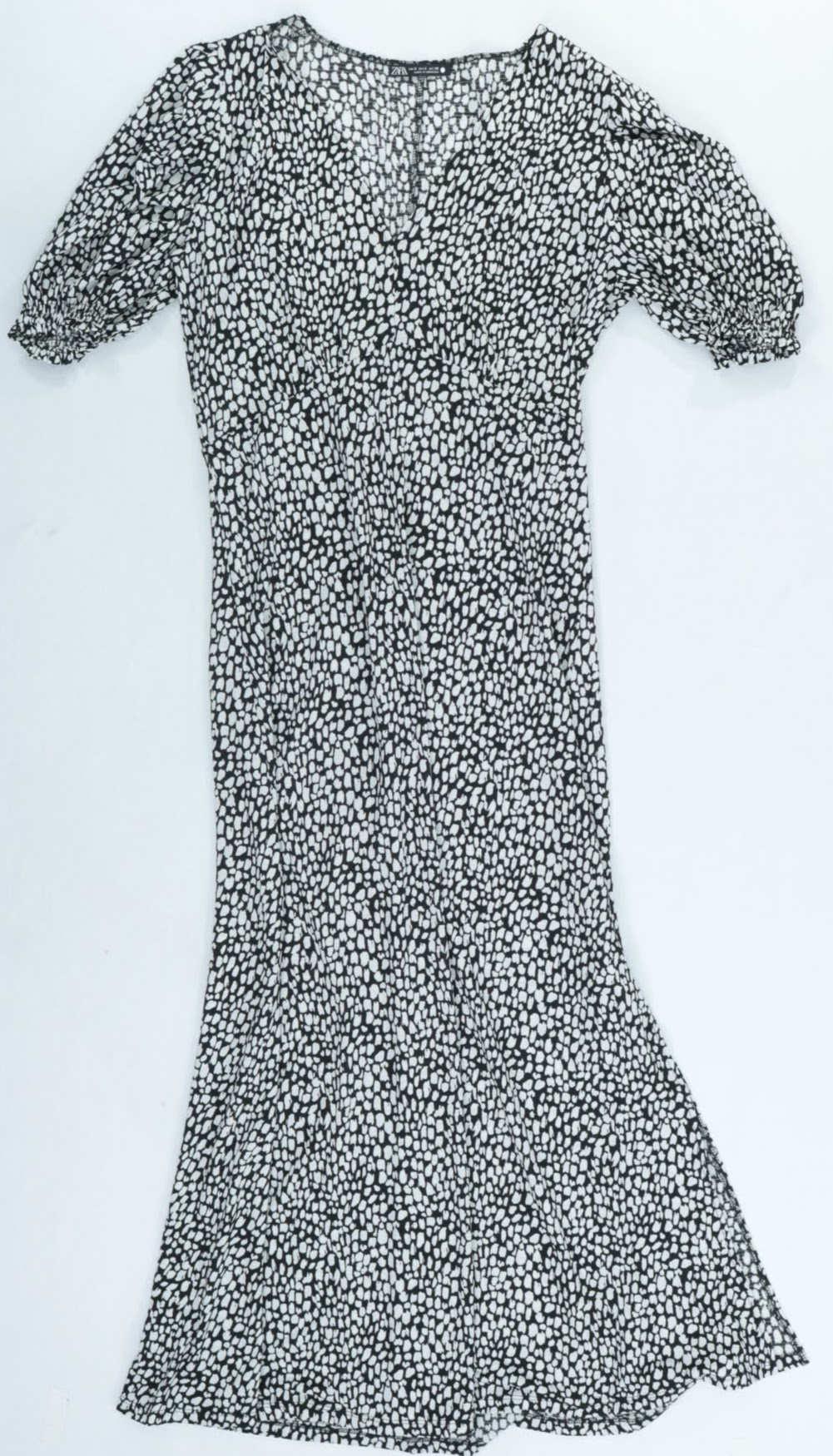 Vestido Longo - Zara - P