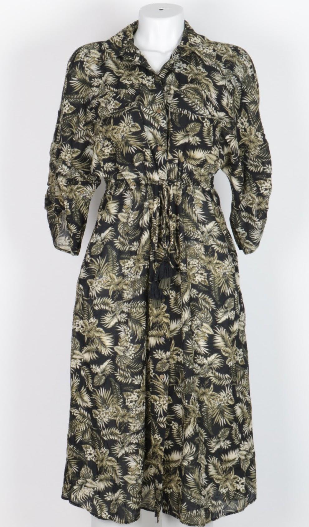 Vestido Longo - Zara - PP