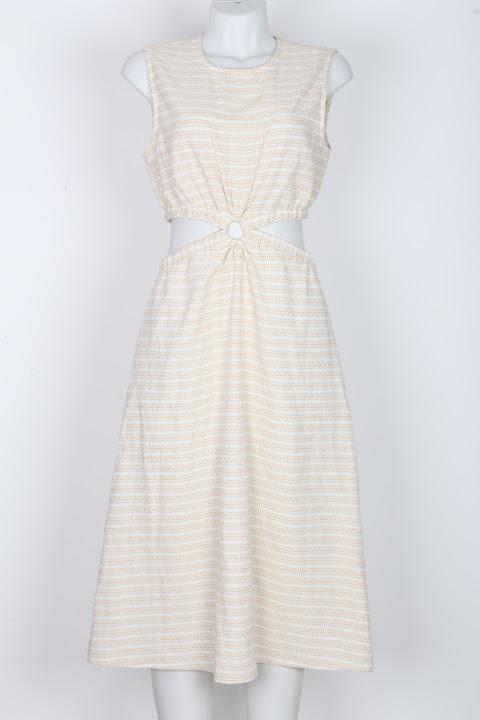 Vestido Midi - Amaro - 42
