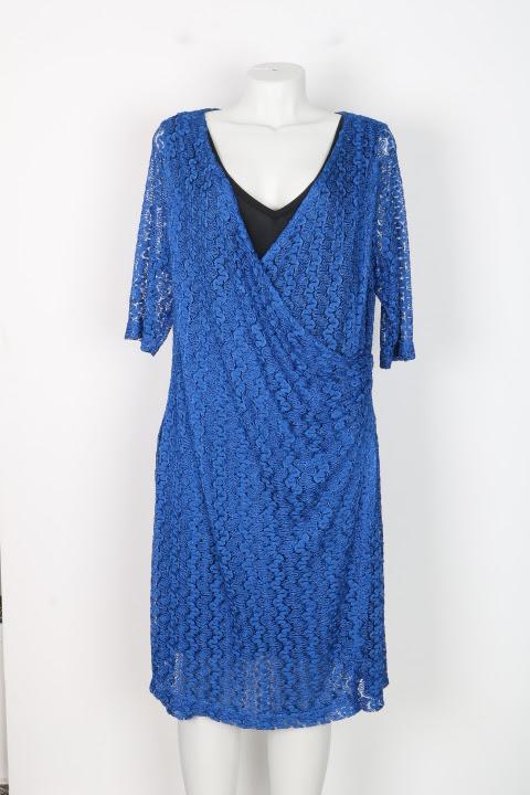 Vestido Midi - Cia De Moda - GG