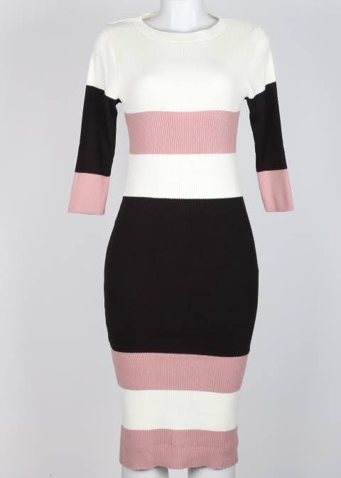 Vestido Midi - Expressão - M