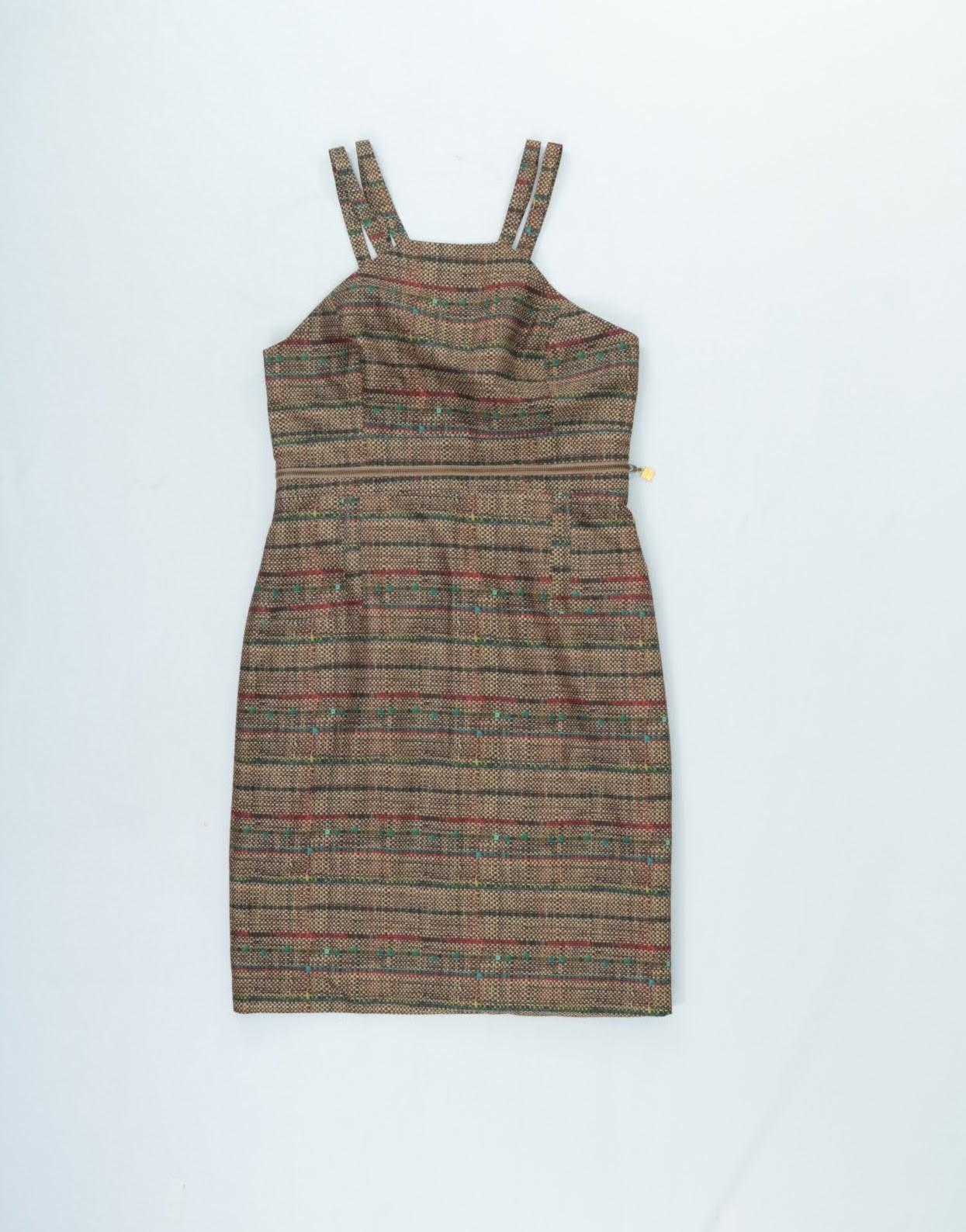 Vestido Midi - Miele - 38
