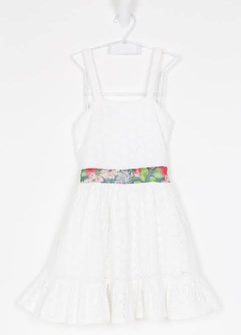 Vestido Midi - Minilou - 06 Anos