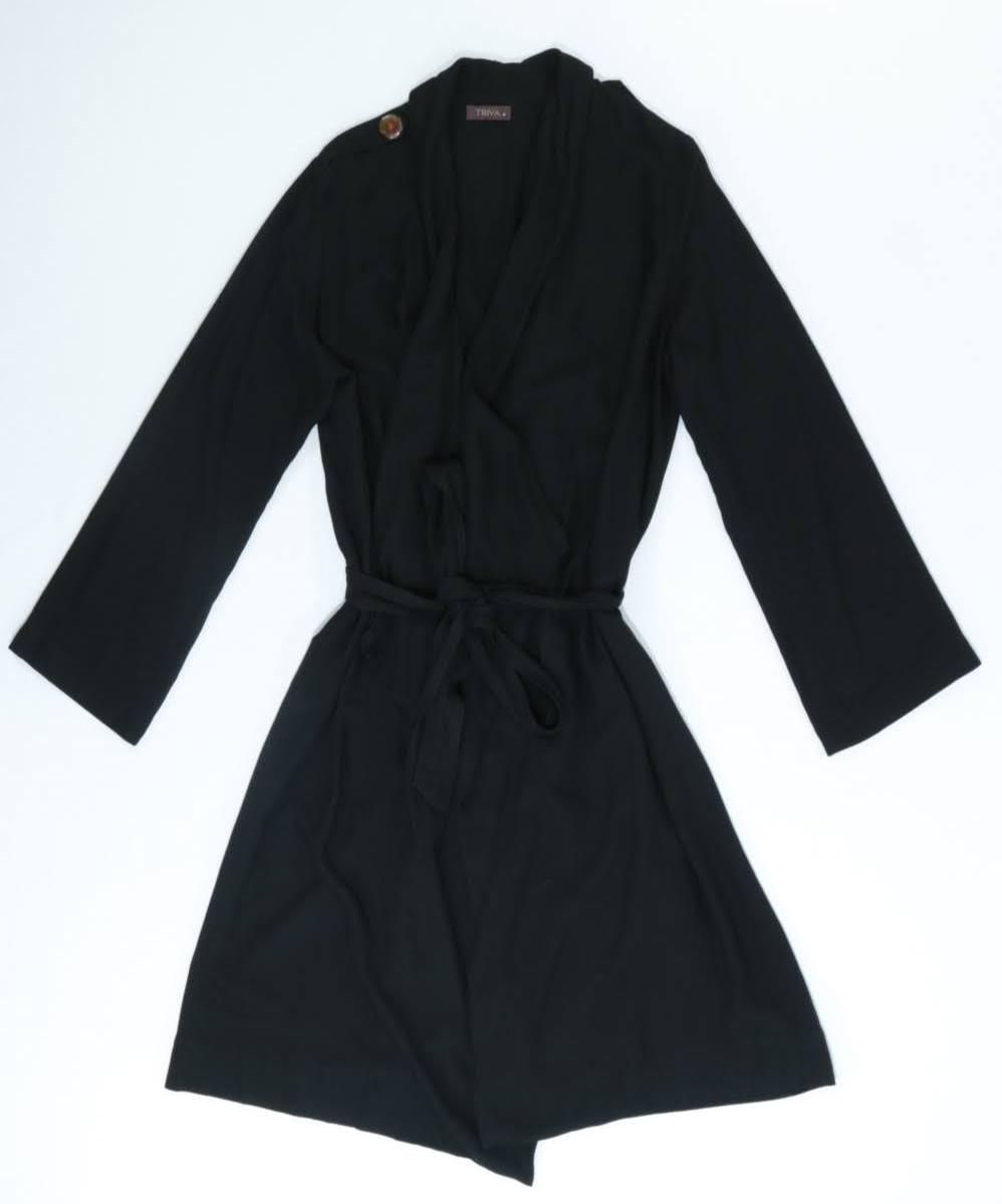 Vestido Midi - Triya - P
