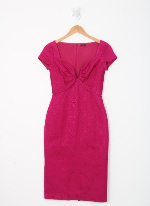 Vestido MIdi - Tufi Duek - 36