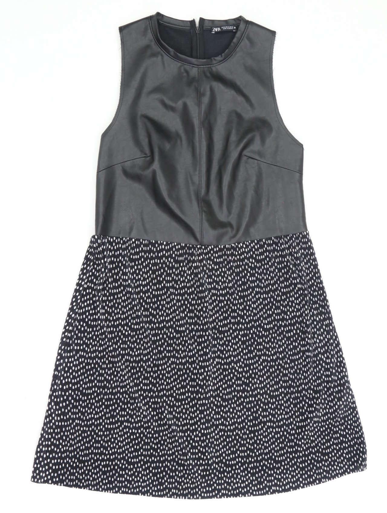 Vestido Midi - Zara - M