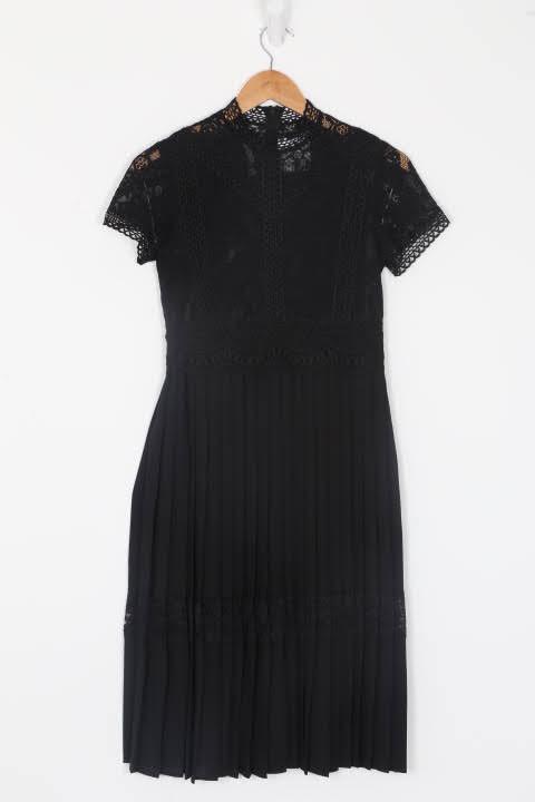 Vestido Midi - Zara - P