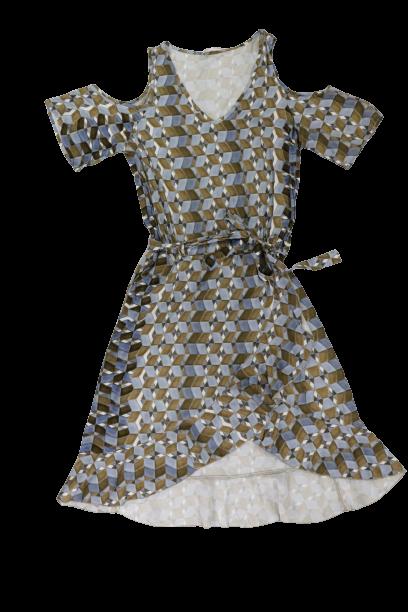 Vestido Mob- Tam P