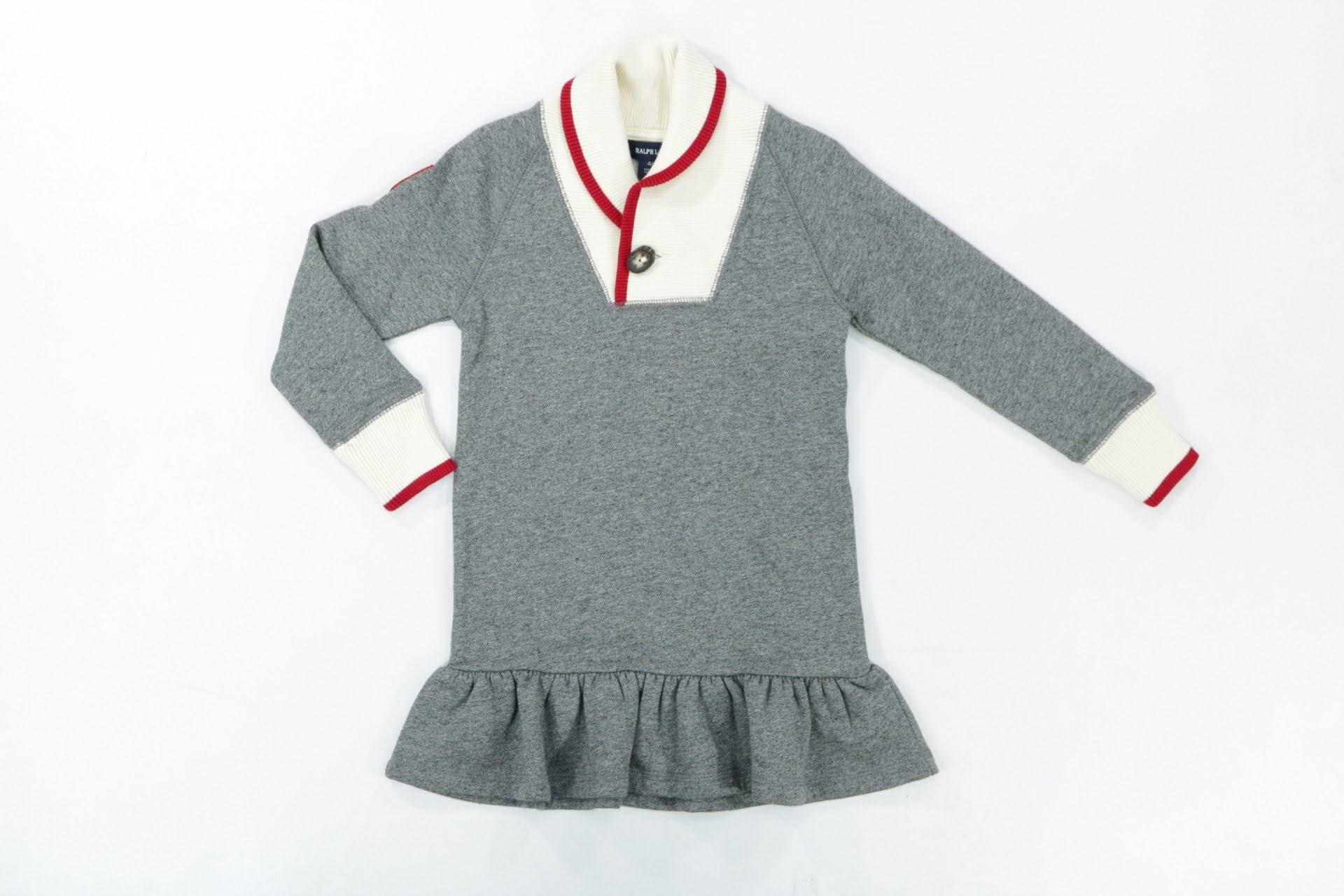 Vestido Ralph Lauren - TAM 04 Anos