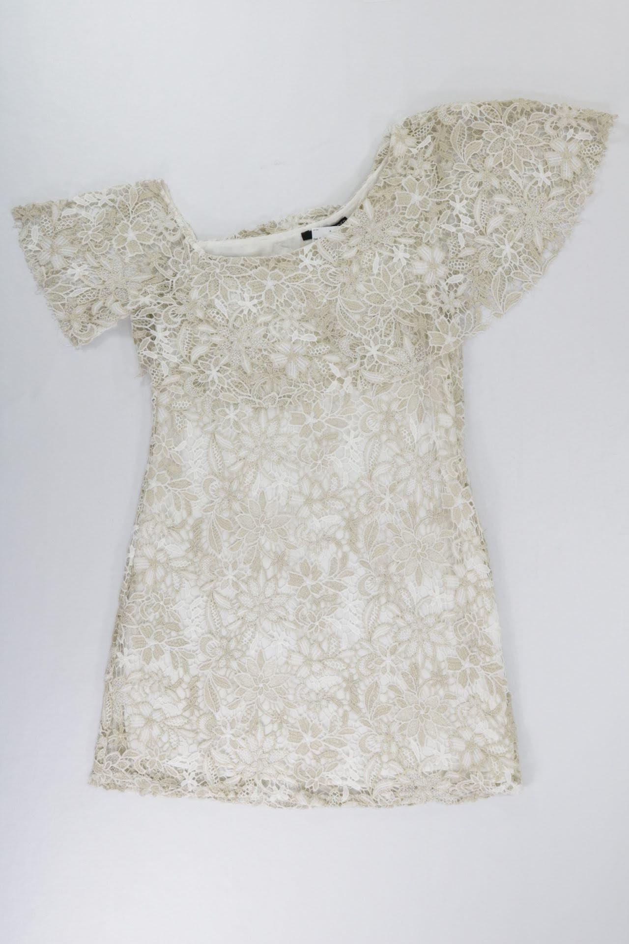 Vestido Shoulder-Tam 40