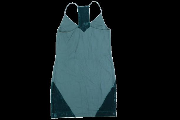 Vestido Shoulder- Tam M