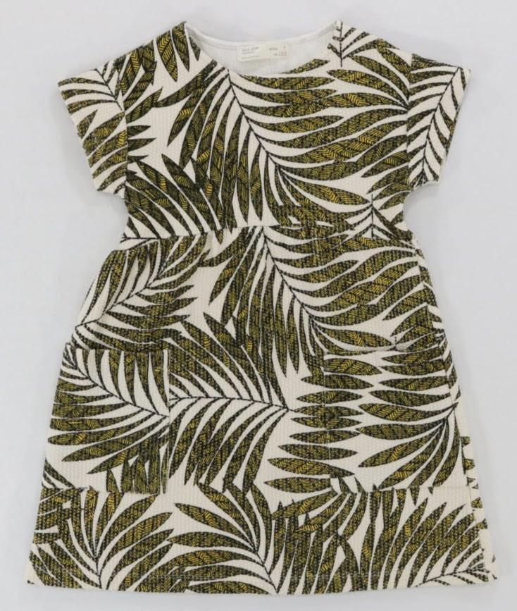 Vestido Zara - Tam 07 Anos