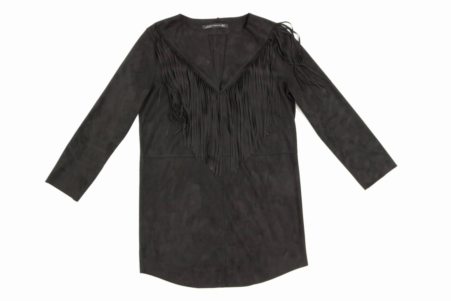 Vestido Zara - TAM M
