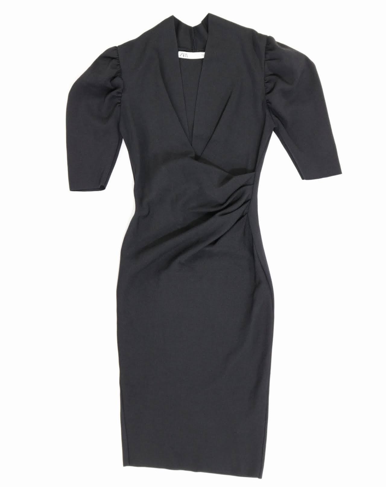 Vestido Zara- Tam P