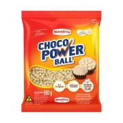 CEREAL CHOCOPOWER MINI BRANCO 300G MAVALERIO