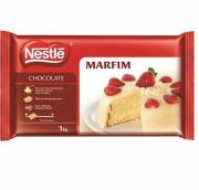 CHOCOLATE BRANCO MARFIM 1KG NESTLE