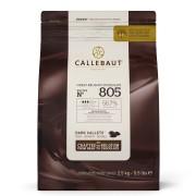 CHOCOLATE CALLETS AMARGO 50,7% 2,5KG CALLEBAUT