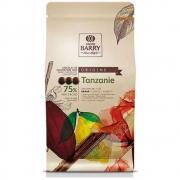 CHOCOLATE CALLETS TANZANIE 75% 1KG