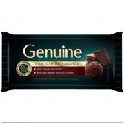 CHOCOLATE EM BARRA MEIO AMARGO 1KG GENUINE