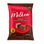 CHOCOLATE EM GOTAS MELKEN 70% 1KG