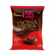 CHOCOLATE EM PÓ 55% CACAU 1KG CACAU FOODS