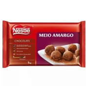 CHOCOLATE MEIO AMARGO 1KG NESTLE