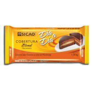COBERTURA FRACIONADA EM BARRA BLEND DIA A DIA 1,01KG SICAO
