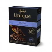 CHOCOLATE EM GOTAS UNIQUE BAHIA 63%1,05KG HARALD