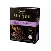 CHOCOLATE EM GOTAS UNIQUE BAHIA CACAU FINO 53% 1,05KG HARALD