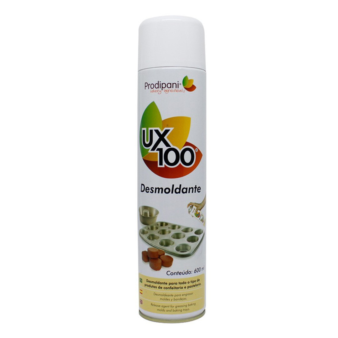 DESMOLDANTE SPRAY UX100 600ML PRODIPANI