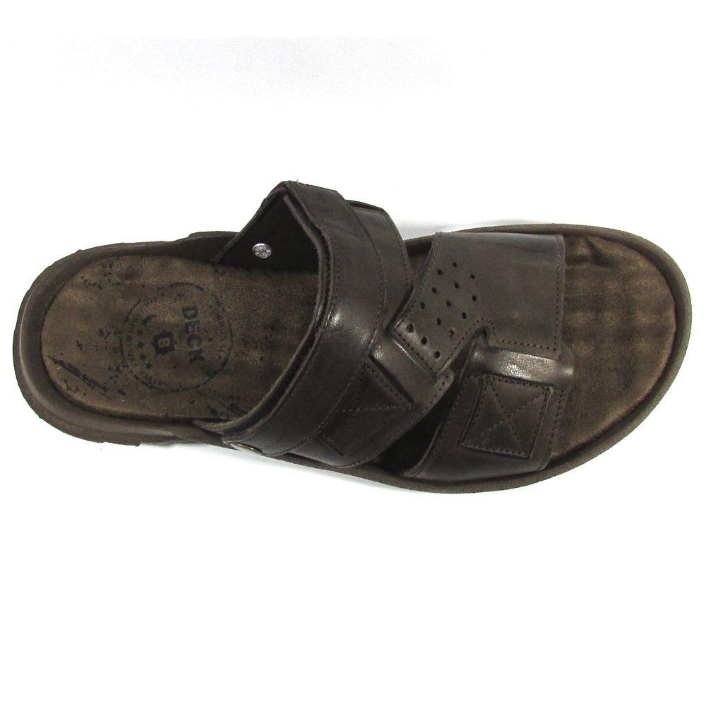 Chinelo Masculino 2 em 1 vira sandália 2100 - Deck B