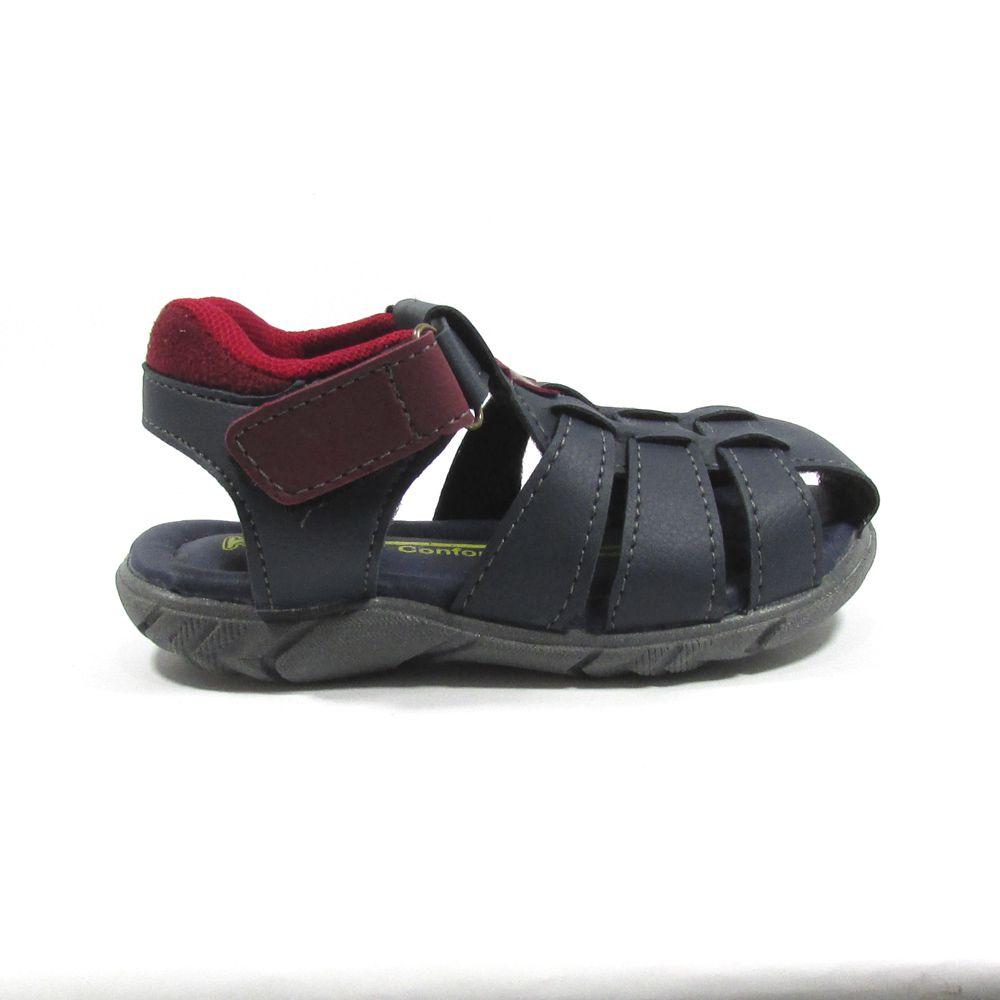 Sandália Infantil Masculina 223010 - Kiath