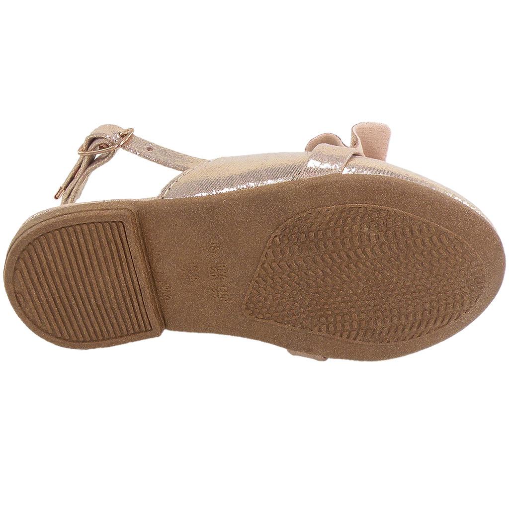 Sapato Chanel Infantil 4282 - Addan