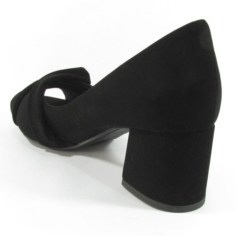 Sapato Peep Toe 3204461– Dandara Calçados