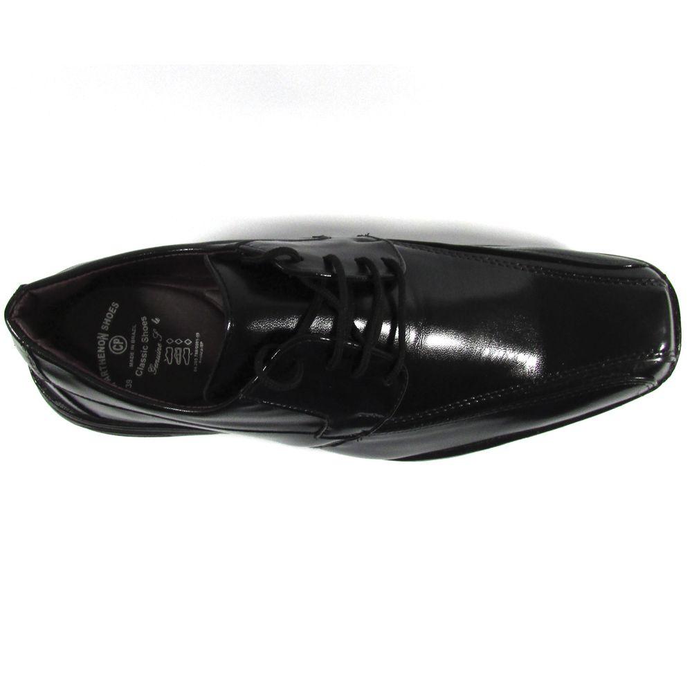 Sapato Social Masculino 3401 - Parthenon