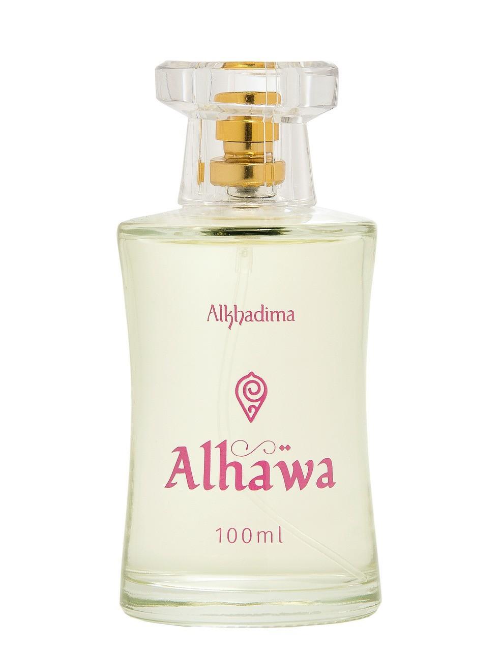 Alhawa - Jasmim, Fava Tonka e Sândalo 100ml