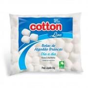 Bolas De Algodão Branca Cotton Line