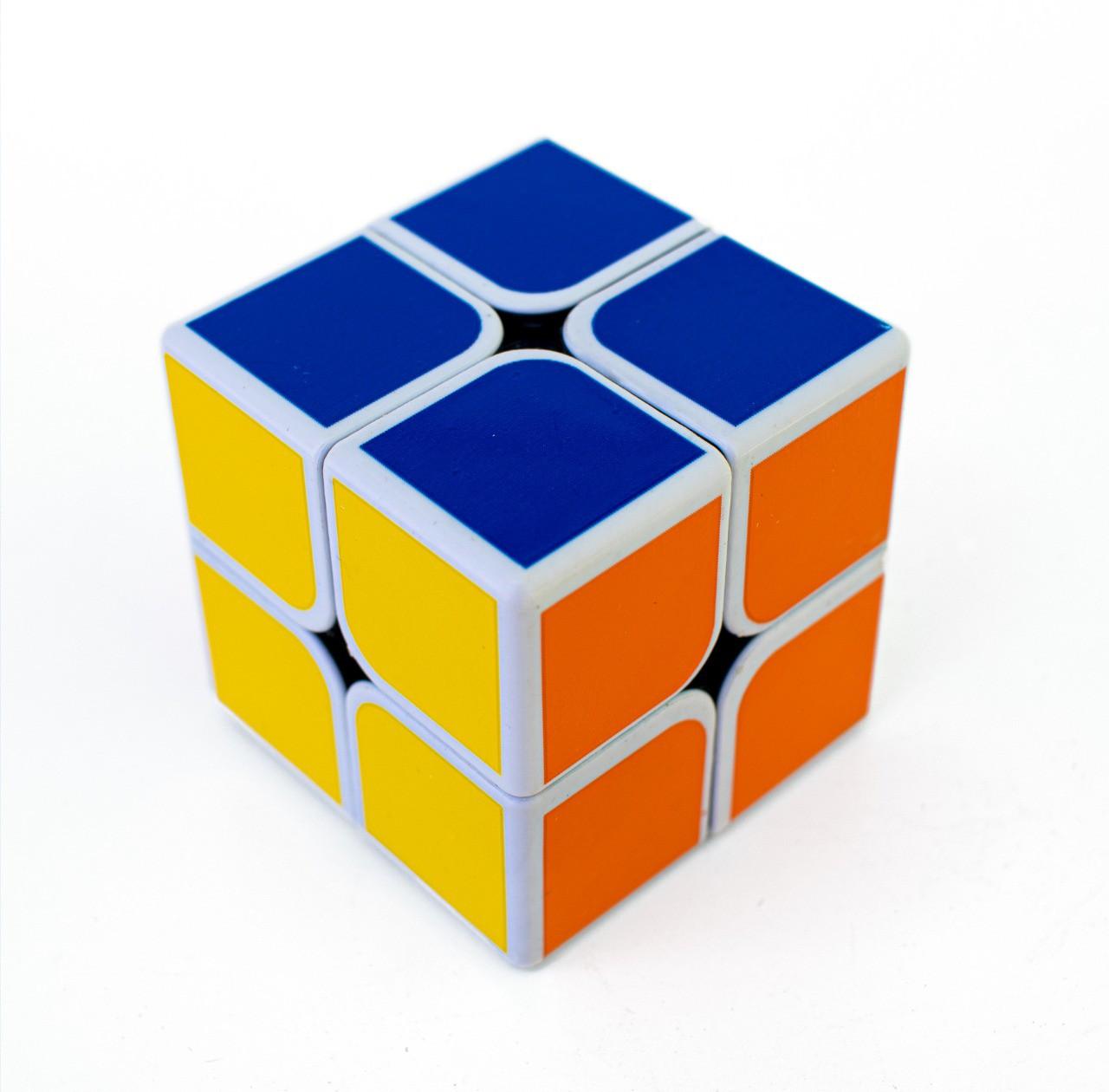 Cubo Mágico 2x2x2 Profissional Movimentos Interativo