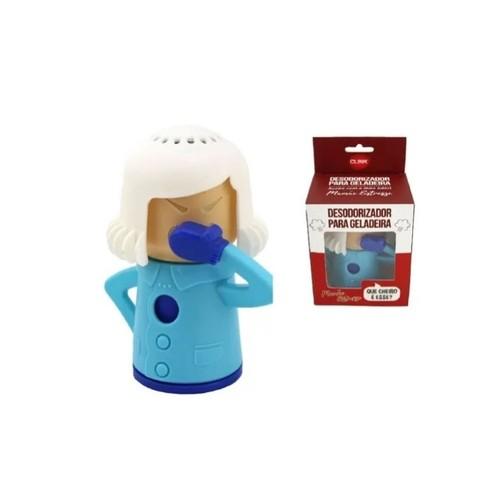 Desodorizador De Geladeira Tira Cheiro