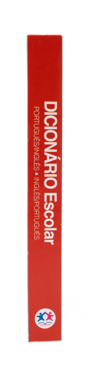 Livro - Dicionário Escolar: Português - Inglês / Inglês - Português  -  Mothelucci Loja online