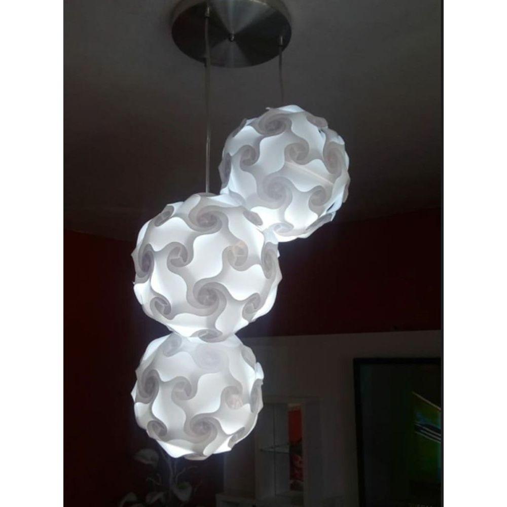 Luminária Mágica Las Vegas - Fácil De Montar - Super Lançamento