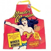 Avental DC - Wonder Woman Cover Page