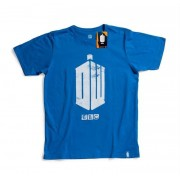 Camiseta Doctor Who Logo