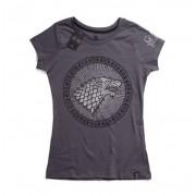 Camiseta Feminina Game of Thrones Casa Stark