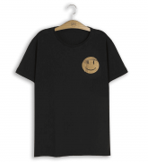 Camiseta Watchmen - Smiley