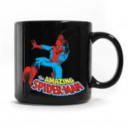 Caneca Marvel Homem Aranha Vintage